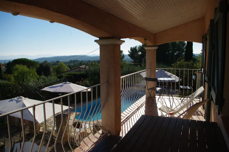 Terrasse Location Villa 117687 Draguignan