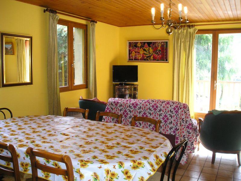 Salle à manger Location Chalet 117742 Cauterets