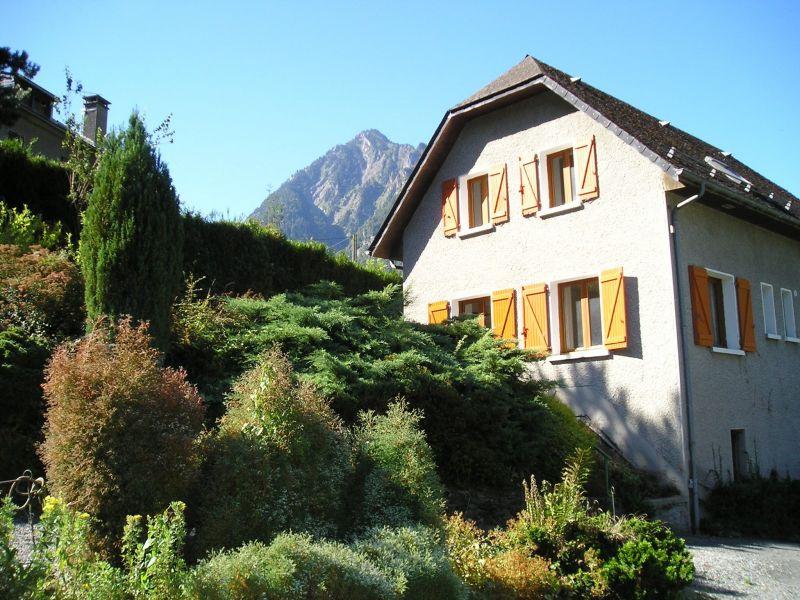 Vue à proximité Location Chalet 117742 Cauterets