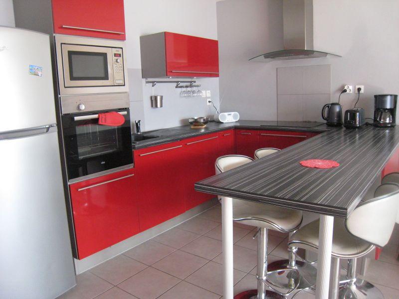 Cuisine américaine Location Appartement 118158 Embrun