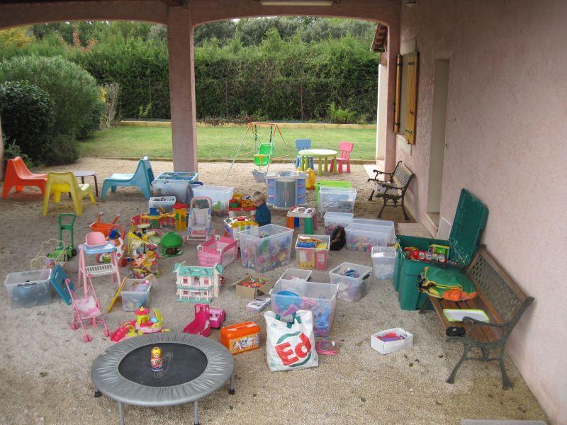 Vue autre Location Villa 118411 Isle sur la Sorgue
