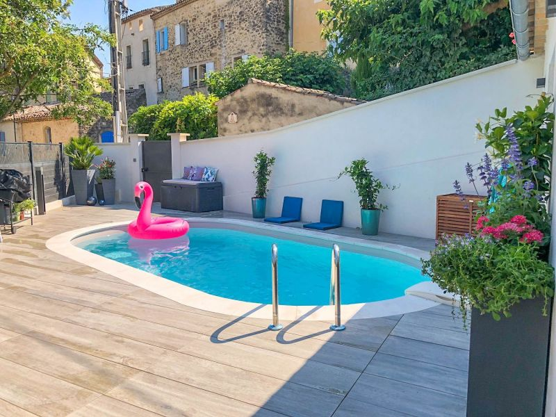 Piscine Location Gite 119717 Lourmarin