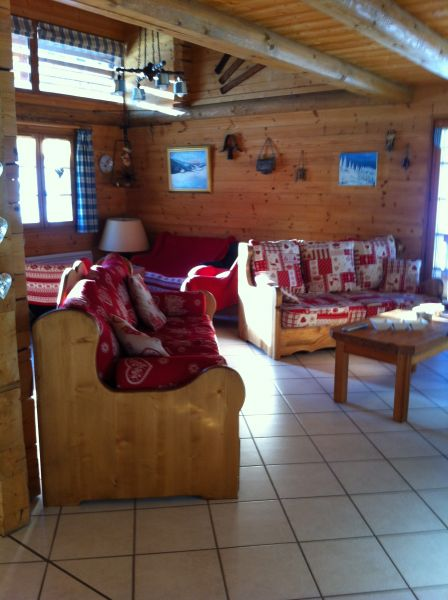 Salon Location Chalet 66538 Le Grand Bornand