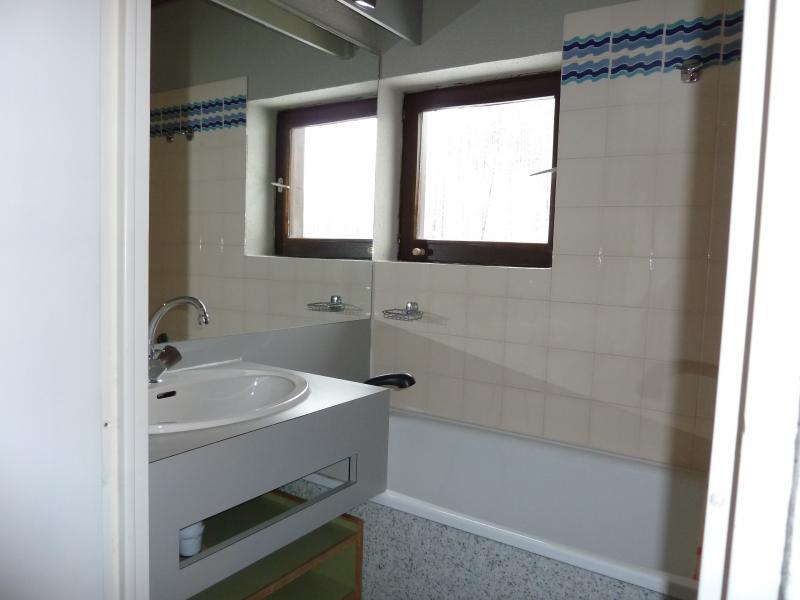 salle de bain Location Studio 67518 Serre Chevalier