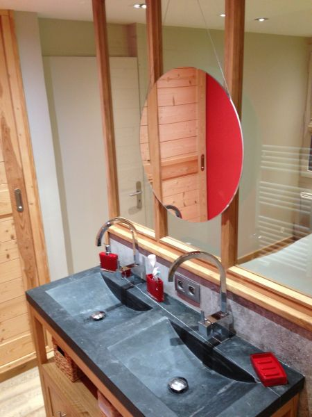 Salle d'eau 1 Location Appartement 67696 Montchavin les Coches