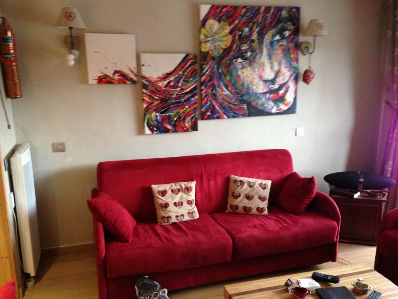 Salon Location Appartement 67696 Montchavin les Coches