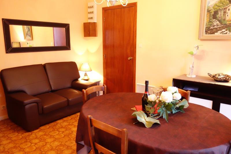 Salle à manger Location Appartement 68456 Ax Les Thermes