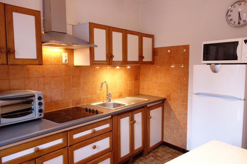 Cuisine indépendante Location Appartement 68456 Ax Les Thermes
