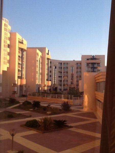 Vue de la terrasse Location Appartement 70937 Sete