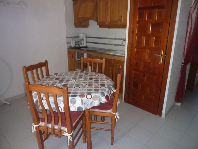 Cuisine américaine Location Appartement 71551 Dénia
