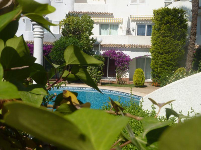 Jardin Location Appartement 71551 Dénia