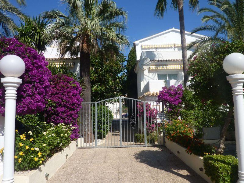 Entrée Location Appartement 71551 Dénia