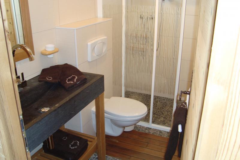 Salle d'eau Location Appartement 71879 Bellevaux Hirmentaz La Chèvrerie