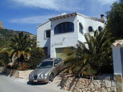 Entr�e Location Villa 72703 Calpe
