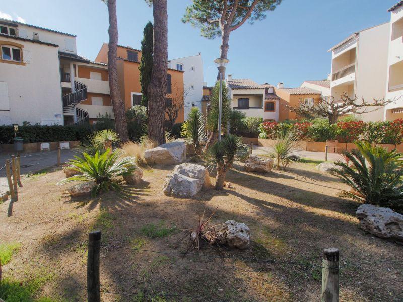 Jardin Location Appartement 72770 Le Grau du Roi