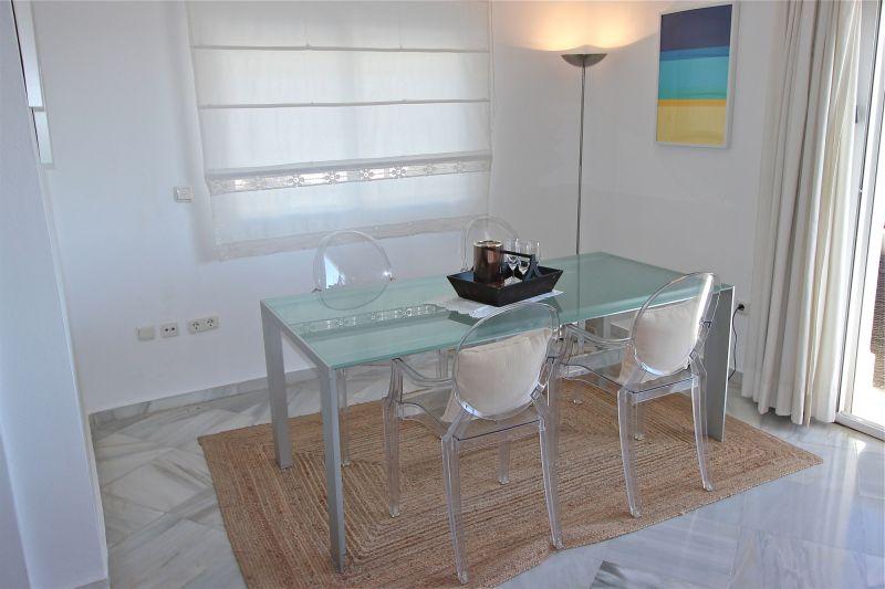 Salle à manger Location Appartement 75680 Marbella