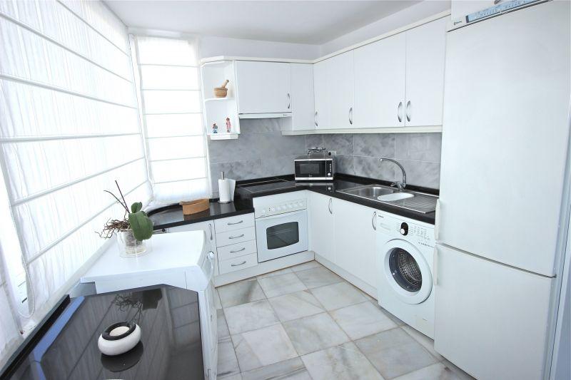 Cuisine indépendante Location Appartement 75680 Marbella