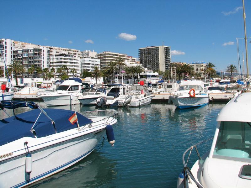 Vue depuis la location Location Appartement 75680 Marbella