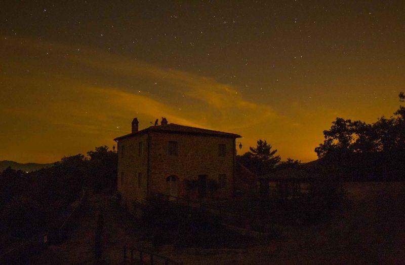 Vue extérieure de la location Location Villa 75874 Sienne
