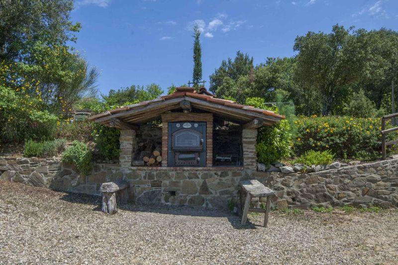 Cuisine d'été Location Villa 75874 Sienne