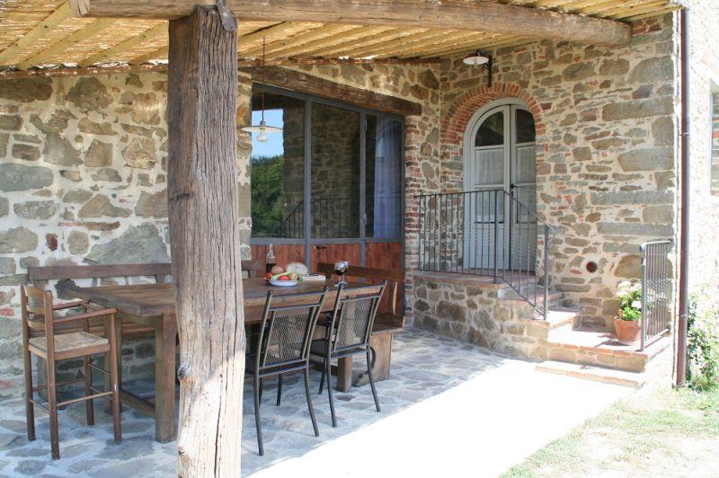 Loggia Location Villa 75874 Sienne