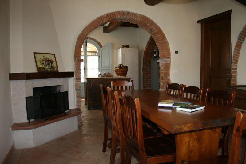 Salle à manger Location Villa 75874 Sienne