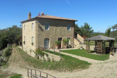 Vue ext�rieure de la location Location Villa 75874 Sienne