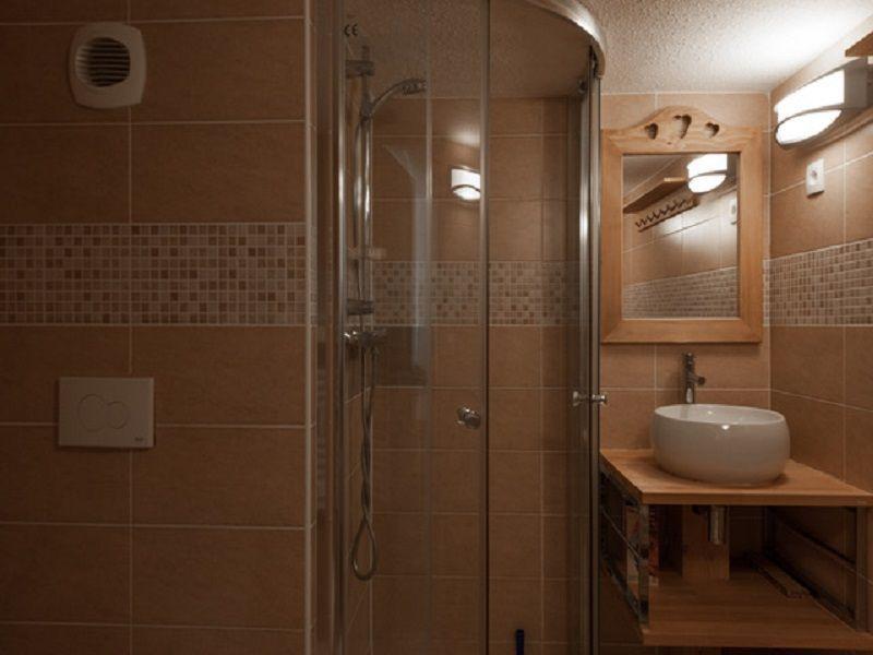 salle de bain 2 Location Appartement 76105 Les Menuires