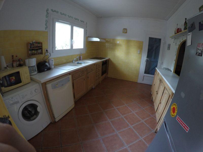 Cuisine indépendante Location Appartement 76631 Cavalaire-sur-Mer