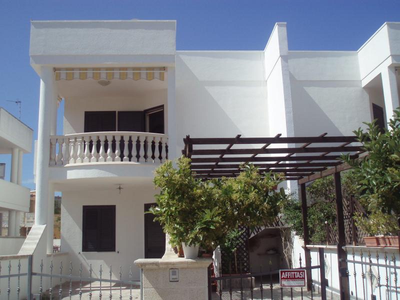Vue extérieure de la location Location Appartement 78057 Gallipoli