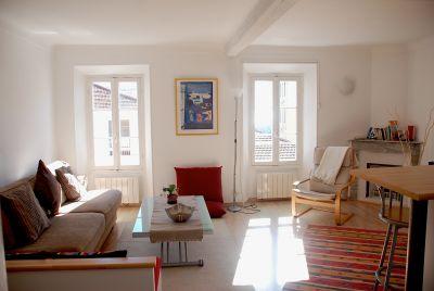 Séjour Location Appartement 81032 Nice