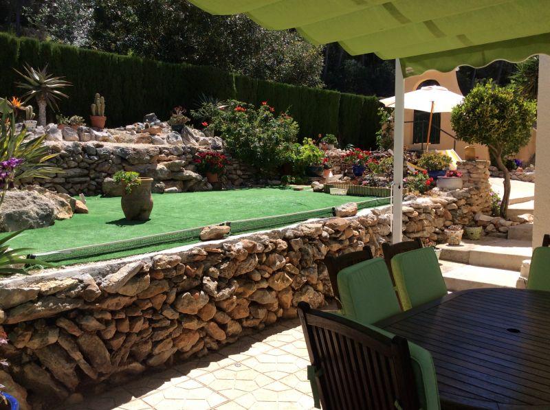 Jardin Location Villa 81163 Jávea