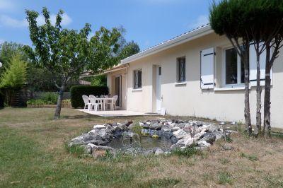 Jardin Location Villa 81594 Ares