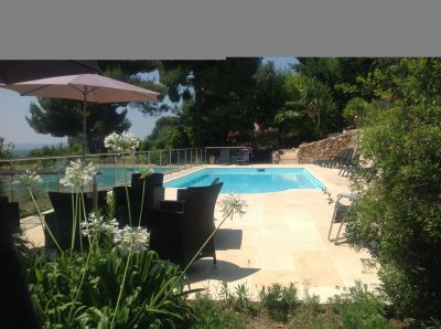 Piscine Location Villa 84287 Saint Paul de Vence