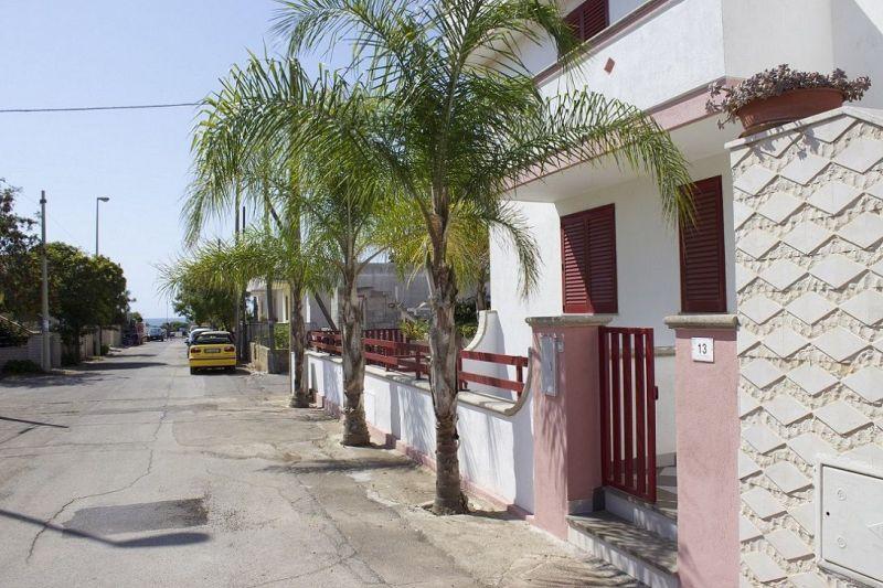 Vue depuis la location Location Appartement 84982 Pescoluse