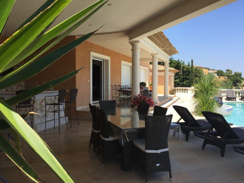 Terrasse Location Villa 85005 Sainte Maxime