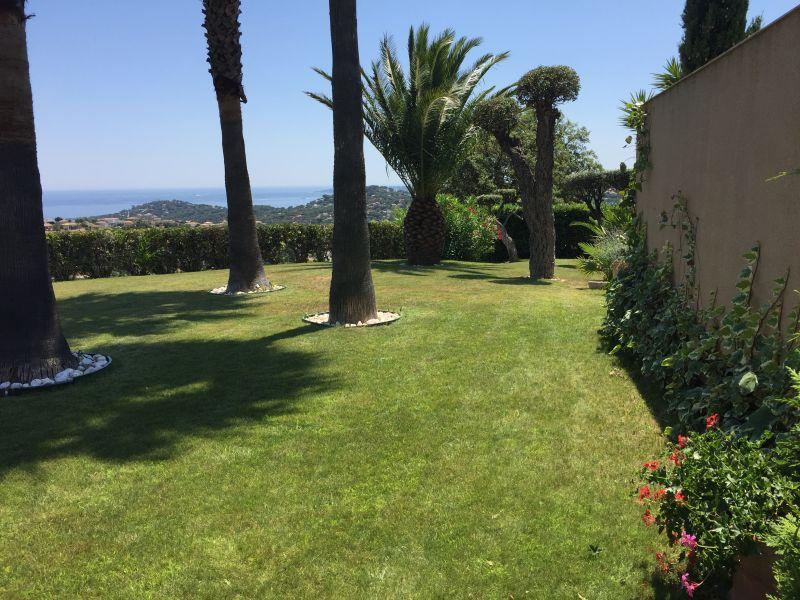 Jardin Location Villa 85005 Sainte Maxime
