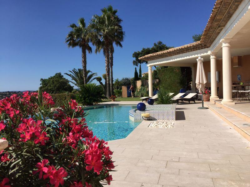 Piscine Location Villa 85005 Sainte Maxime