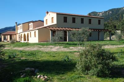 Vue extérieure de la location Location Gite 86879 Villasimius