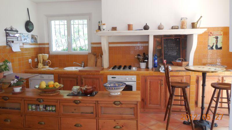 Cuisine indépendante Location Villa 88796 Aix en Provence