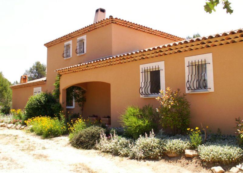 Entrée Location Villa 88796 Aix en Provence