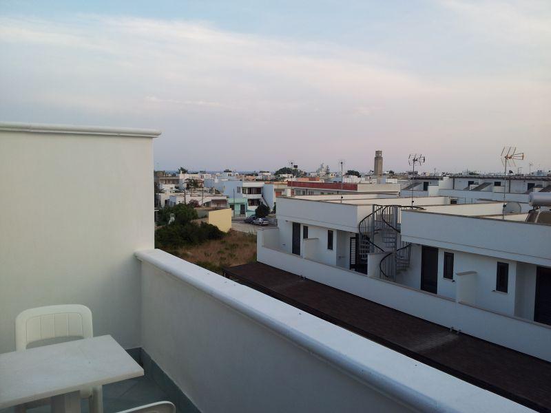 Terrasse 2 Location Appartement 88910 Ugento - Torre San Giovanni