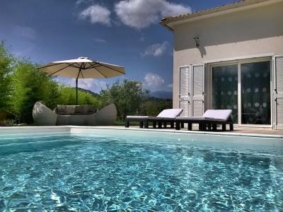 Piscine Location Villa 90096 Saint Florent