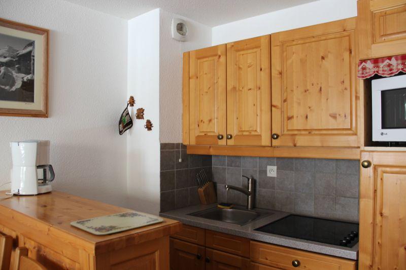 Coin cuisine Location Appartement 92317 Valloire