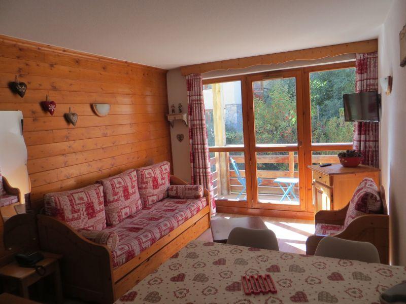 Séjour Location Appartement 92317 Valloire
