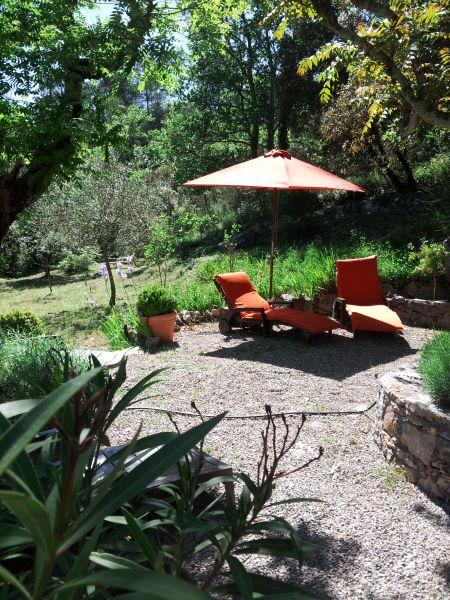 Jardin Location Gite 92968 Lorgues