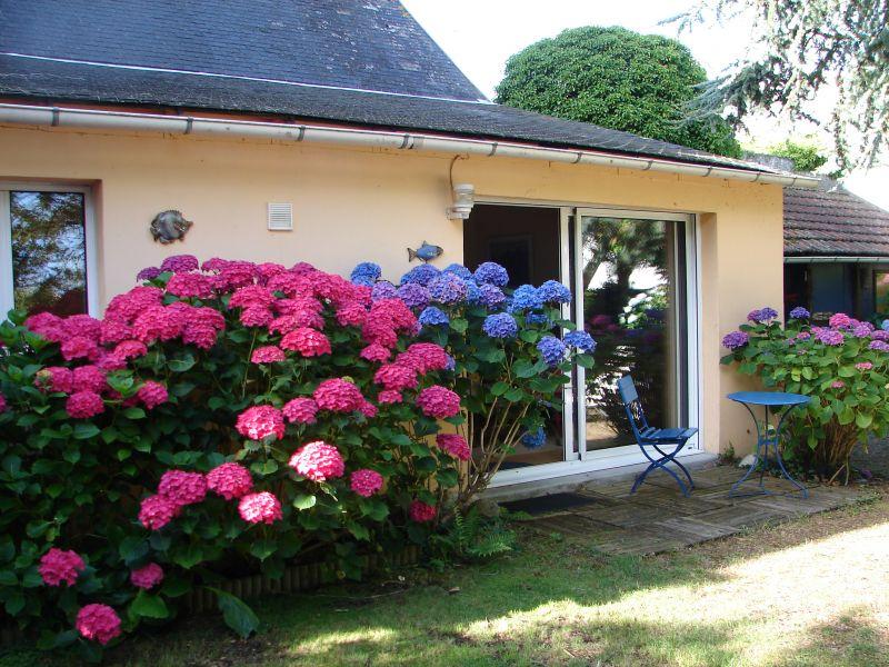 Entrée Location Studio 93136 Douarnenez