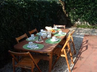 Jardin Location Appartement 93680 Marina di Pietrasanta