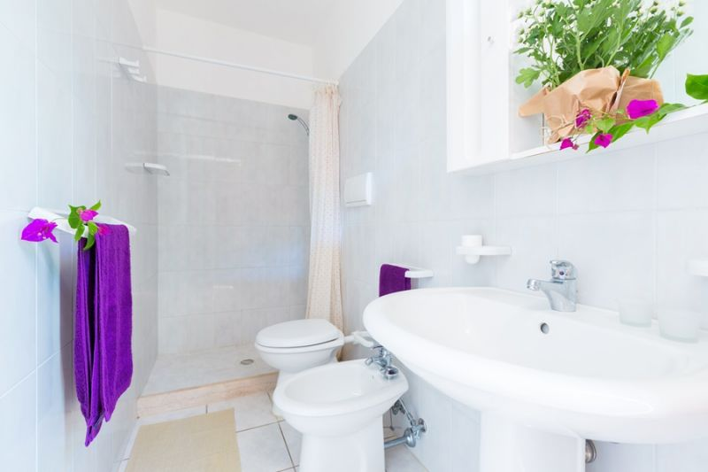 salle de bain 2 Location Villa 94351 Ostuni