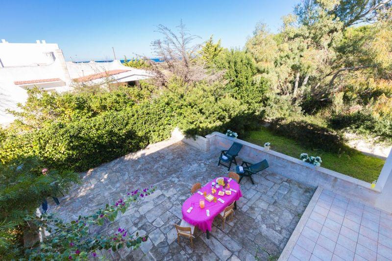 Vue depuis la location Location Villa 94351 Ostuni